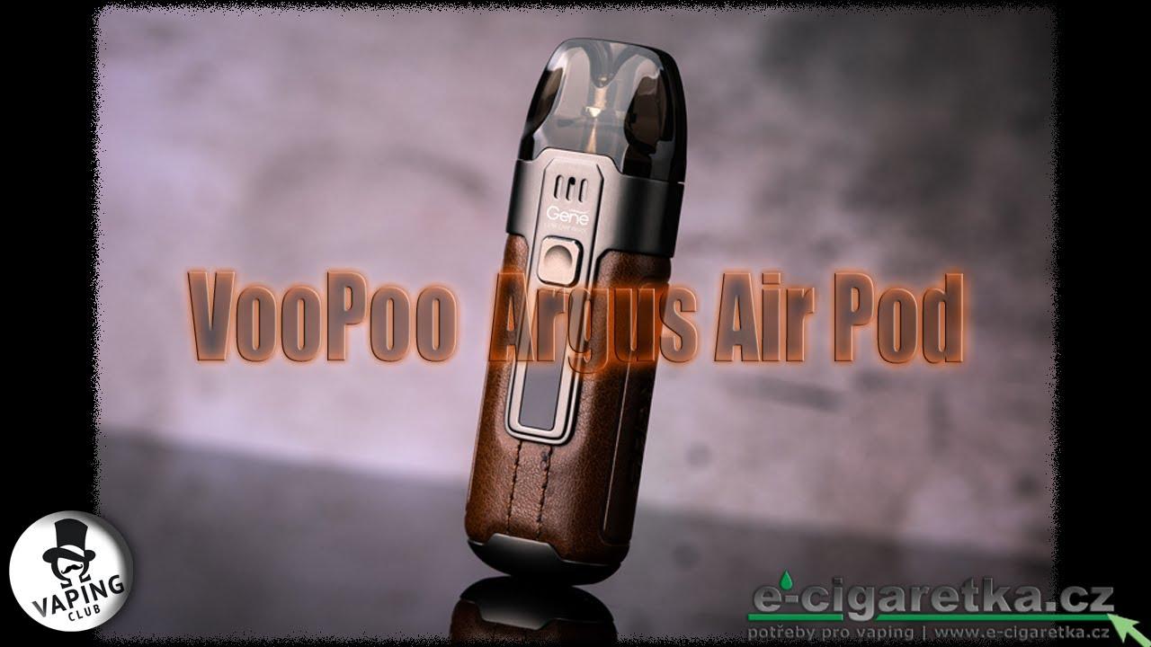 Recenze VOOPOO Argus Air