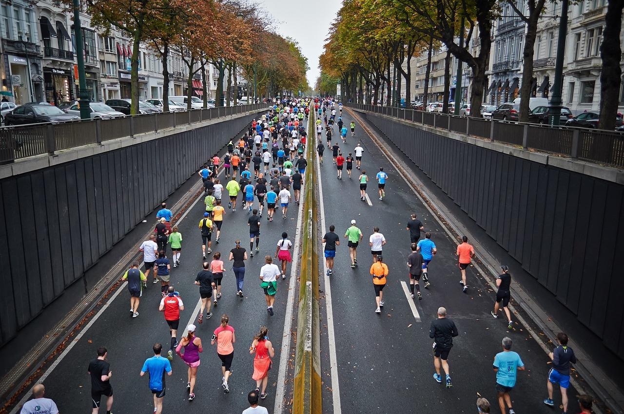 Světový den vapingu 2021, uběhni svou míli!
