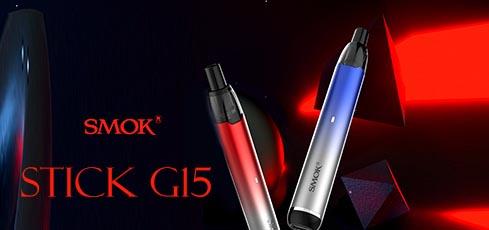Elektronická cigareta Smoktech STICK G15 POD