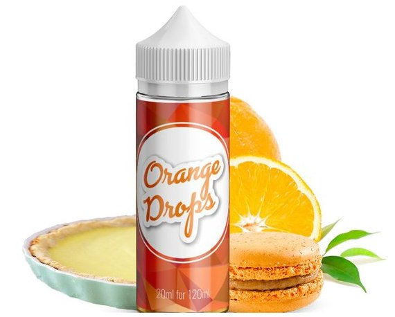 Příchuť Infamous Shake and Vape 20ml Drops Orange Drops