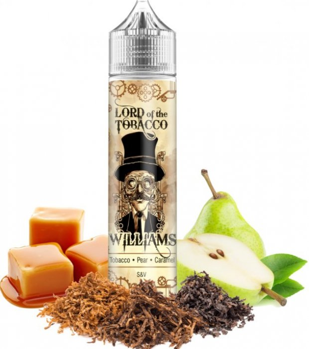 Příchuť Dream Flavor Lord of the Tobacco S&V 12ml Williams