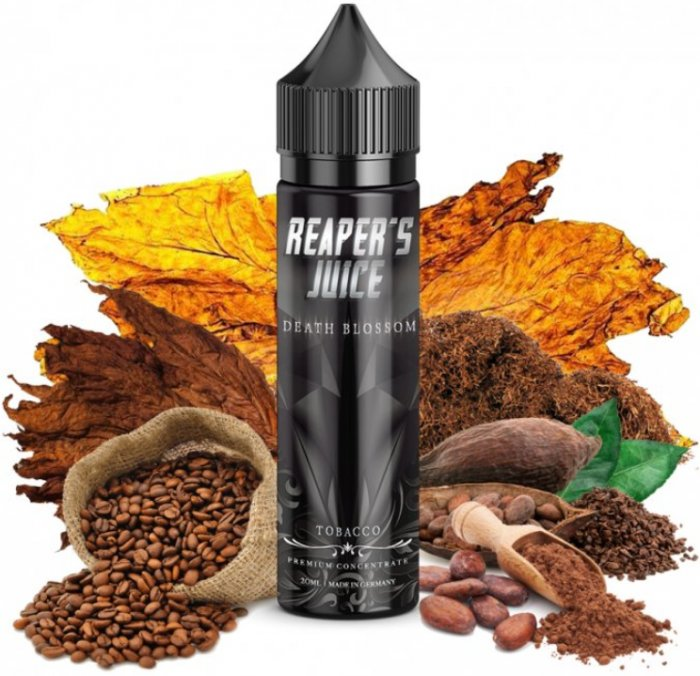 Příchuť Kapkas Flava Reapers Juice Shake and Vape 20ml Death Blossom