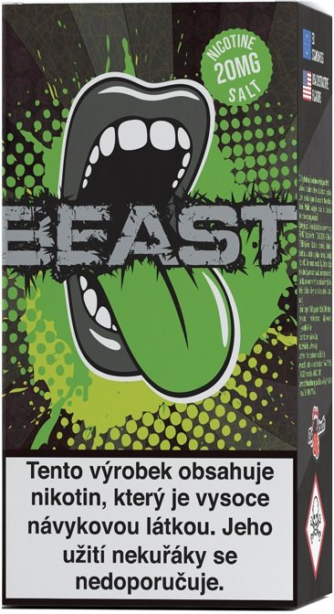 E-liquid Big Mouth SALT Beast 10ml / 20mg