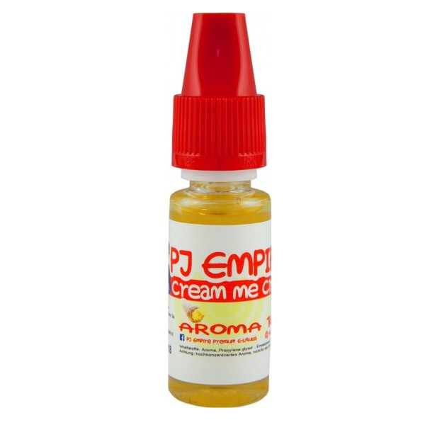 Příchuť PJ Empire Signature Line Cream Me Crazy - 10ml