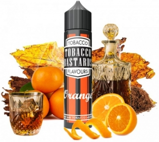 Příchuť Flavormonks Tobacco Bastards Shake and Vape Orange Tobacco 10ml