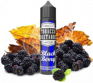 Příchuť Flavormonks Tobacco Bastards Shake and Vape Blackberry Tobacco 10ml