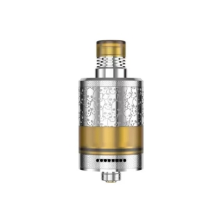 RTA BDvape Precisio Night Limited Edition Silver