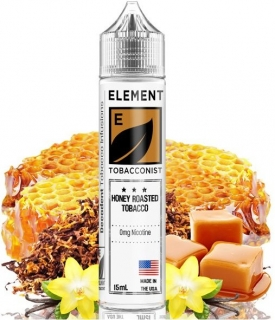 Příchuť Element Shake and Vape 15ml Honey Roasted Tobacco