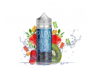 Příchuť Infamous Shake and Vape 12ml Originals Originals Papa Smurf's Blood