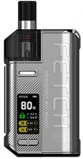 Grip Smoktech Fetch Pro 80W Full Kit Silver