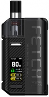 Grip Smoktech Fetch Pro 80W Full Kit Black