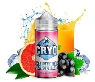 Příchuť Infamous Shake and Vape 20ml Cryo Grapefruit and Blackcurrant