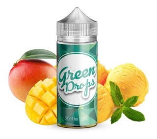 Příchuť Infamous Shake and Vape 20ml Drops Green Drops