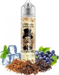 Příchuť Dream Flavor Lord of the Tobacco S&V 12ml Bluebeard