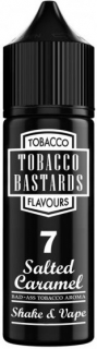 Příchuť Flavormonks Tobacco Bastards Shake and Vape No.07 Salted Caramel Tobacco 12ml
