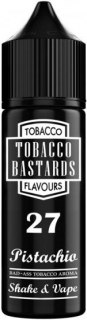 Příchuť Flavormonks Tobacco Bastards Shake and Vape No.27 Pistachio Tobacco 12ml
