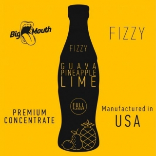 BigMouth Fizzy - Guava Pineapple Lime - 10ml