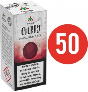 E-liquid Dekang Fifty Cherry - 10ml