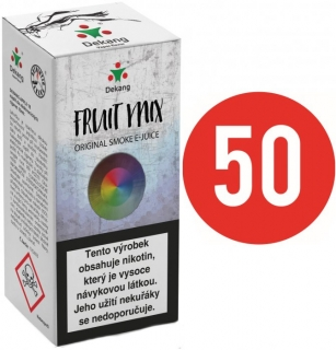 E-liquid Dekang Fifty Fruit Mix - 10ml