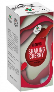 E-liquid Dekang High VG Shaking Cherry (Koktejlová třešeň) - 10ml