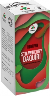 E-liquid Dekang High VG Strawberry Daquiri - 10ml