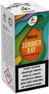 E-liquid Dekang High VG Summer Ray (Ovocná směs) - 10ml