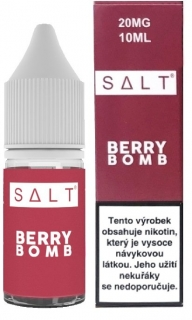 E-liquid Juice Sauz SALT Berry Bomb 10ml - 20mg