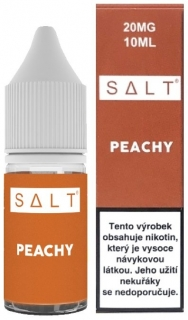 E-liquid Juice Sauz SALT Peachy 10ml - 20mg