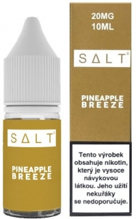 E-liquid Juice Sauz SALT Pineapple Breeze 10ml - 20mg