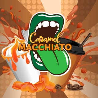 Příchuť Big Mouth Classical Caramel Macchiato - 10ml