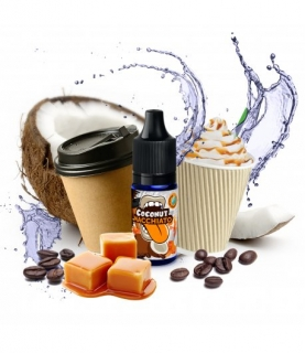 Příchuť Big Mouth Classical Coconut Macchiato - 10ml