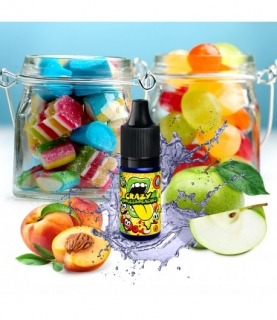 Příchuť Big Mouth Classical Crazy Apples and Peaches - 10ml