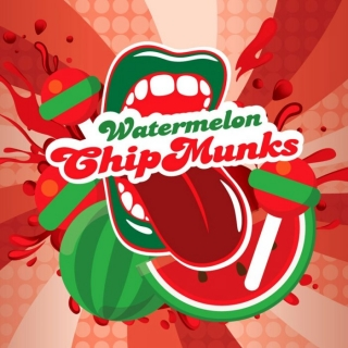 Příchuť Big Mouth Classical Watermelon ChipMunks - 10ml