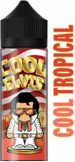 Příchuť Flavormonks Cool Elvis Shake and Vape Cool Tropical 12ml