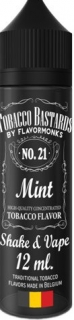 Příchuť Flavormonks Tobacco Bastards Shake and Vape No.21 Mint 12ml