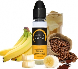 Příchuť IMPERIA Catch´a Bana S&V Banana Frappucinno 10ml