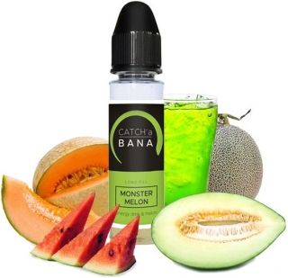 Příchuť IMPERIA Catch´a Bana S&V Monster Melon 10ml