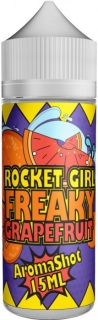Příchuť Rocket Girl Shake and Vape 15ml Freaky Grapefruit