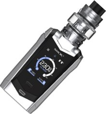 Grip Smoktech Species TC230W Full Kit Prism Chrome and Black