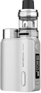 Grip Vaporesso SWAG II TC80W Full Kit Silver