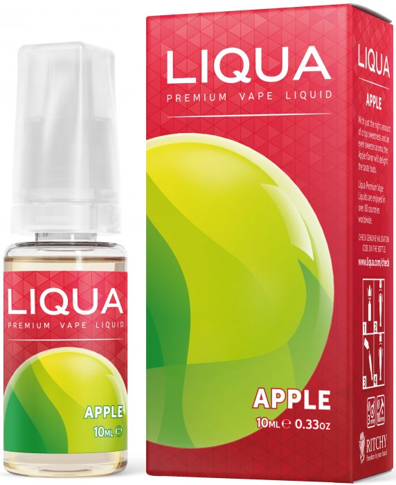 E-liquid LIQUA CZ Elements Apple (Jablko)