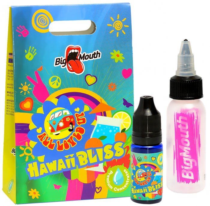 Příchuť Big Mouth All Loved Up - Hawaii Bliss - 10ml