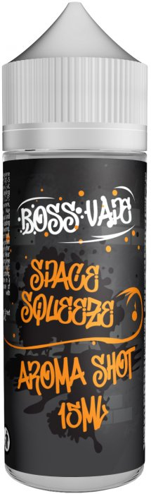Příchuť Boss Vape Shake and Vape 15ml Space Squeeze