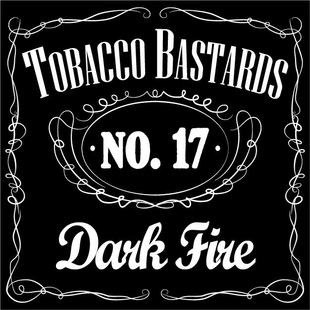 Příchuť Flavormonks Tobacco Bastards No.37 Dark Fire -10ml