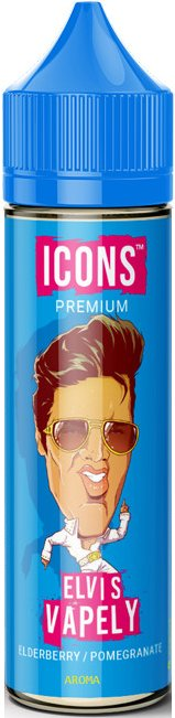 Příchuť ProVape Icons Shake and Vape Elvis Vapely 20ml