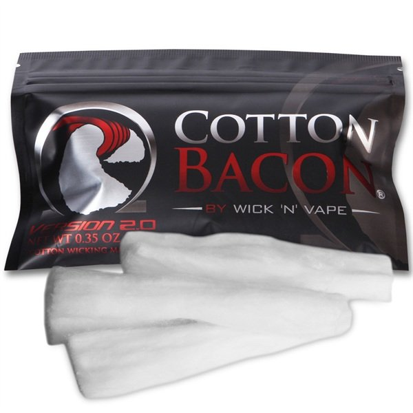 Cotton Bacon V2 (balení 10 kusů)