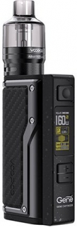 Grip VOOPOO Argus GT 160W Full Kit Carbon Fiber