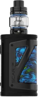 Grip Smoktech SCAR-18 TC230W Full Kit Fluid Blue